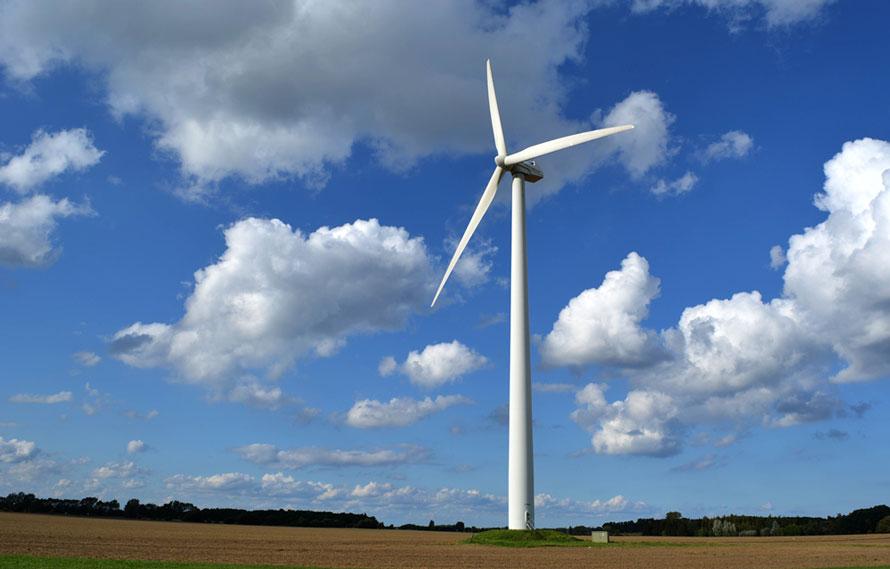 Windkraft-Windenergie